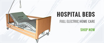 Hospitals Beds-Full Electric Home Care
