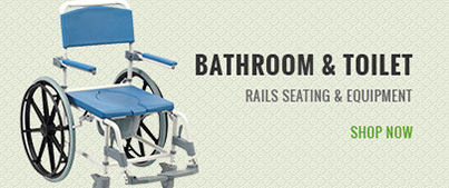 Bathroom & Toilet-Rails seating & Equipment